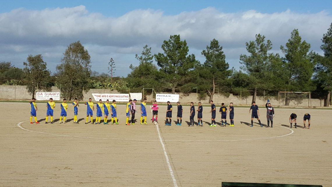 Calcio 1a Categoria girone C. La Paulese sbaglia l'impossibile e viene punita su rigore dal CR Arborea