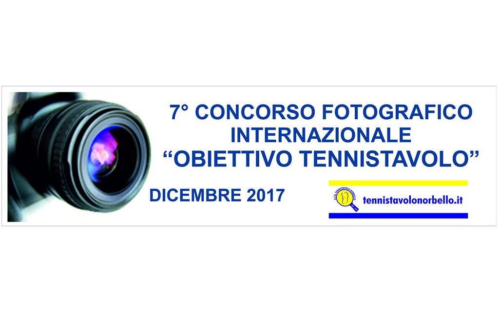 """Tennistavolo Norbello 7° Concorso Fotografico Internazionale """"Obiettivo Tennistavolo"""" 2017"""