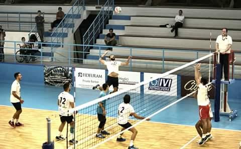 Volley C maschile. Niente da fare per il Borore con l'Ariete che vince 3-0