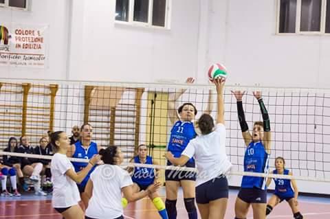 Volley Femminile Serie C. Ghilarza sconfitto nel derby con la Gymland
