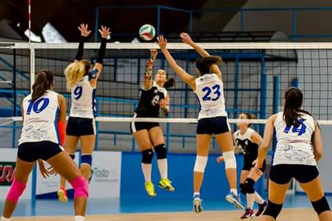 """Volley Femminile Serie C. L'Antes Ogliastra """"sgambetta"""" la capolista Ariete Mareblu per 3-1"""