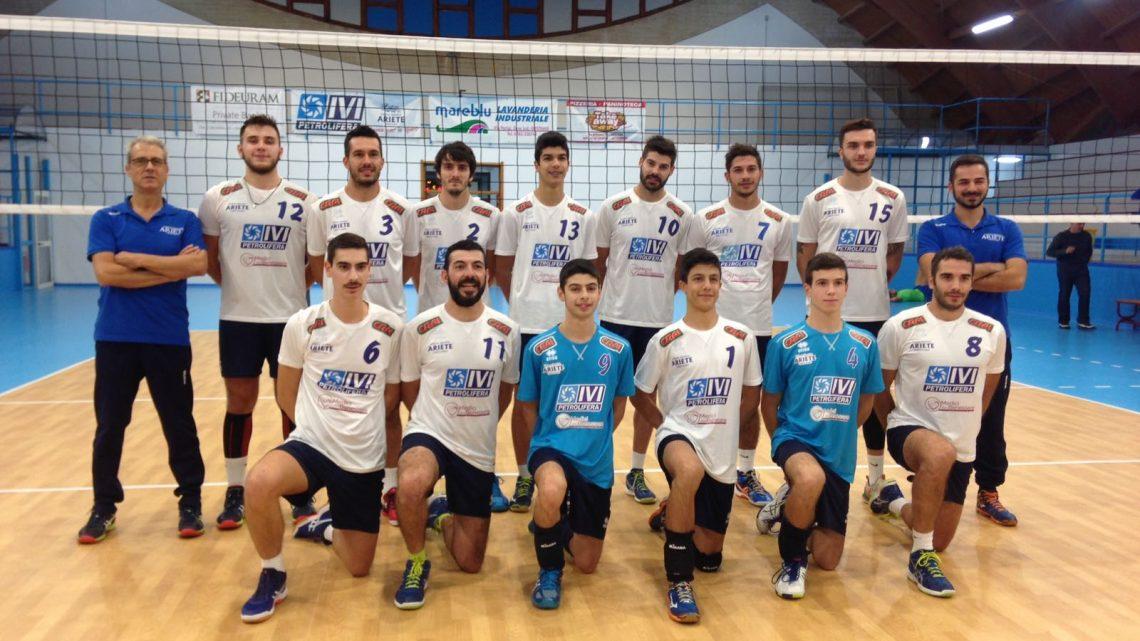 Volley Maschile Serie C. L'Ariete si conferma capolista con un secco 3-0 all'Aquila Cagliari