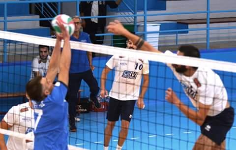 """Volley C maschile. Coach Pilluttu Ariete: """"Sconfitti ma tenuto testa alla prima della classe Olbia"""