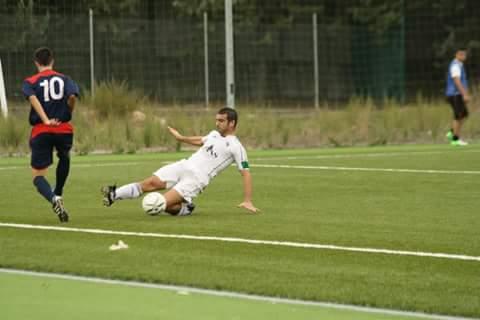 """Calcio 1a Categoria C. Il capitano dell'Abbasanta Simone Putzolu """"fa le carte"""" al campionato"""