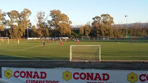 Calcio Promozione B. Ozierese e Porto Rotondo in testa, Macomerese bel pari a Ossi