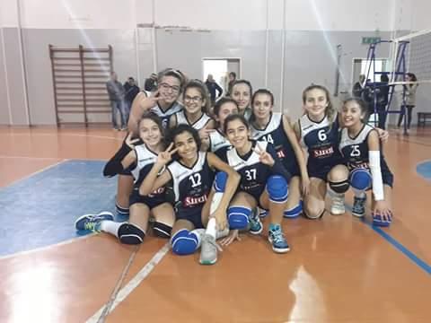 Pallavolo femminile. Due vittorie e una sconfitta per le ragazze del GSD Volley Ghilarza