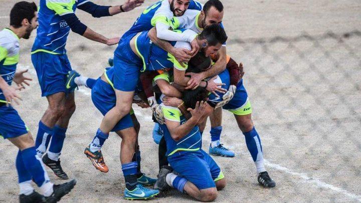 """Calcio 2a Categoria F. La """"favola"""" del Nurachi da solo in testa alla classifica"""