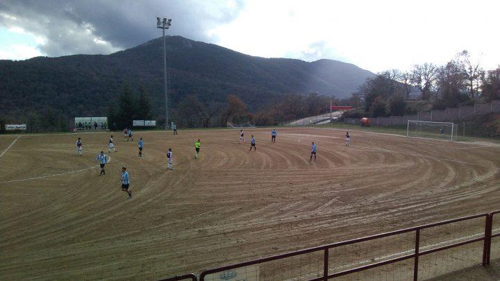 """Calcio Promozione B. Macomerese ko a Ovodda """"vede"""" la zona pericolo"""