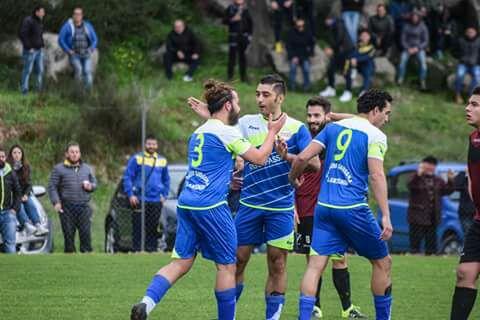 Il lunedì della 2 a Categoria F. Nurachi campione d'inverno a suon di gol