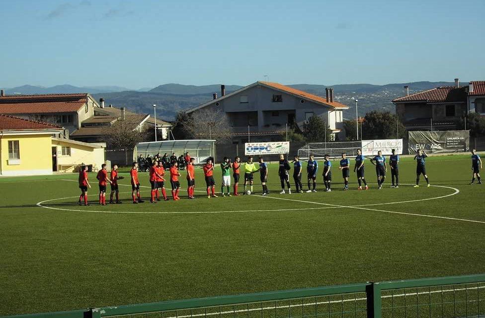 Calcio 1a Categoria C. Brinda l'Abbasanta nel derby con la Paulese: decidono Fulghesu e Calvia