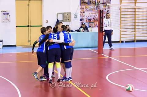 """Pallavolo C Femminile.  Il Ghilarza suona la """"Sesta"""" al Porto Torres"""