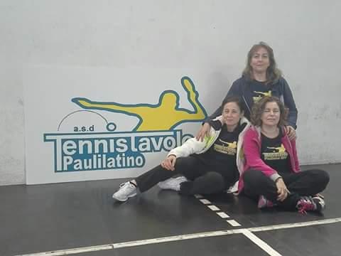 Tennis Tavolo femminile. Grande successo a Paulilatino per il concentramento regionale