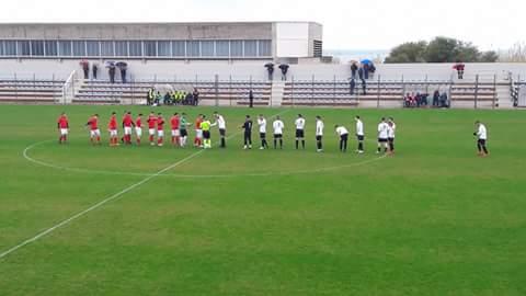 Calcio 1a Categoria C. Mezza Abbasanta a letto e con la San Marco termina 3 3