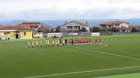 Calcio 1a Categoria C. Simone Putzolu match winner nell'Abbasanta con l'Allai