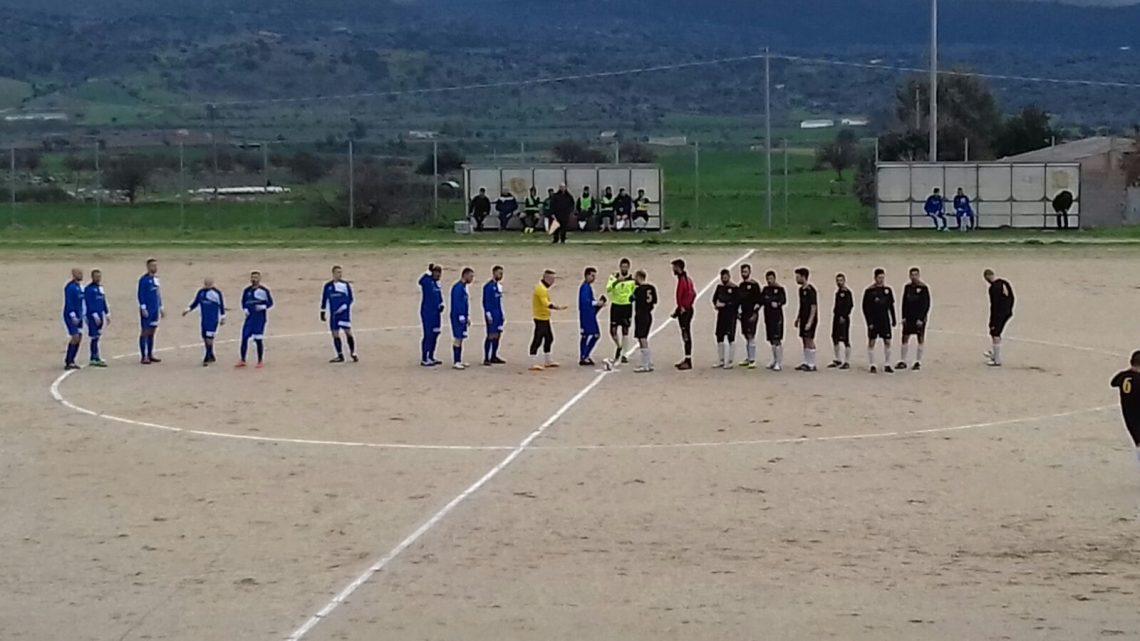 Calcio 2a Categoria G. Tripletta di bomber Canu e la vice capolista Bultei non dà scampo al Sedilo