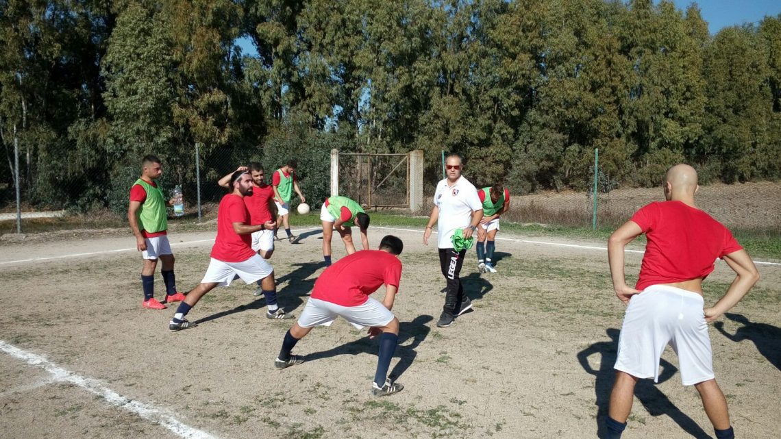 """Calcio 2a Categoria F. Mister Lepori scommette sul S. Anna:"""" Possiamo e dobbiamo fare meglio"""""""