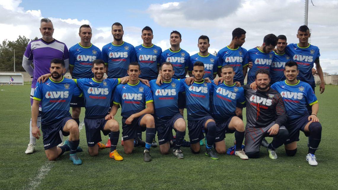 """Calcio 1a Categoria C. La Paulese corsara ad Arborea """"vede"""" le zone nobili della classifica"""