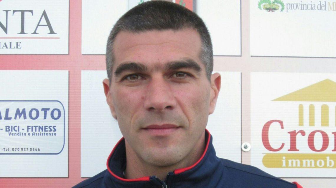 Calcio 1A categoria C. L'Oristanese cambia allenatore