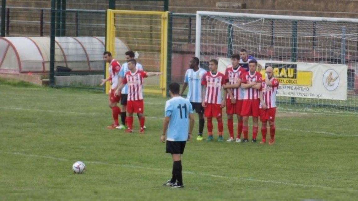 Calcio Promozione B. Tharros e Macomerese sempre più giù, Ovodda sconfitta con orgoglio