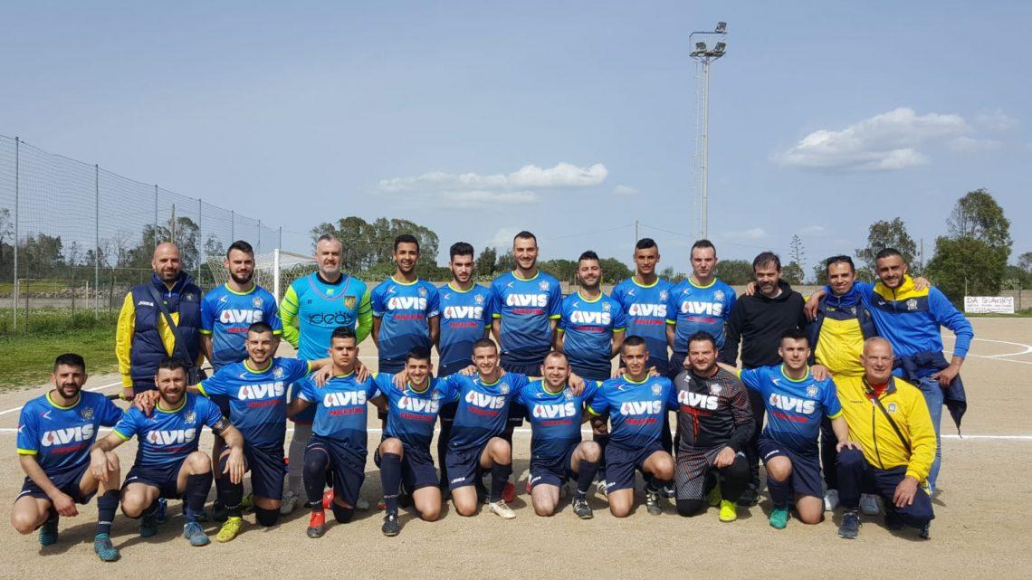 """Calcio 1a Categoria C. Paulese """"distratta"""" non va oltre il pari con l'Allai per 2 2"""