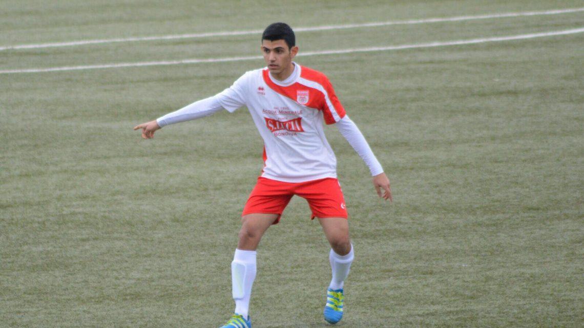 Calcio Promozione B. La schedina di Alessandro Mazoni del Bonorva, un 99 di grandi speranze