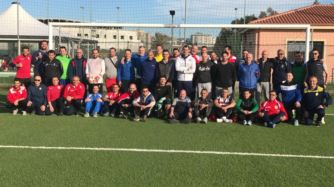 Calcio. Concluso ad Oristano il corso per preparatori di portieri dilettanti e giovanili