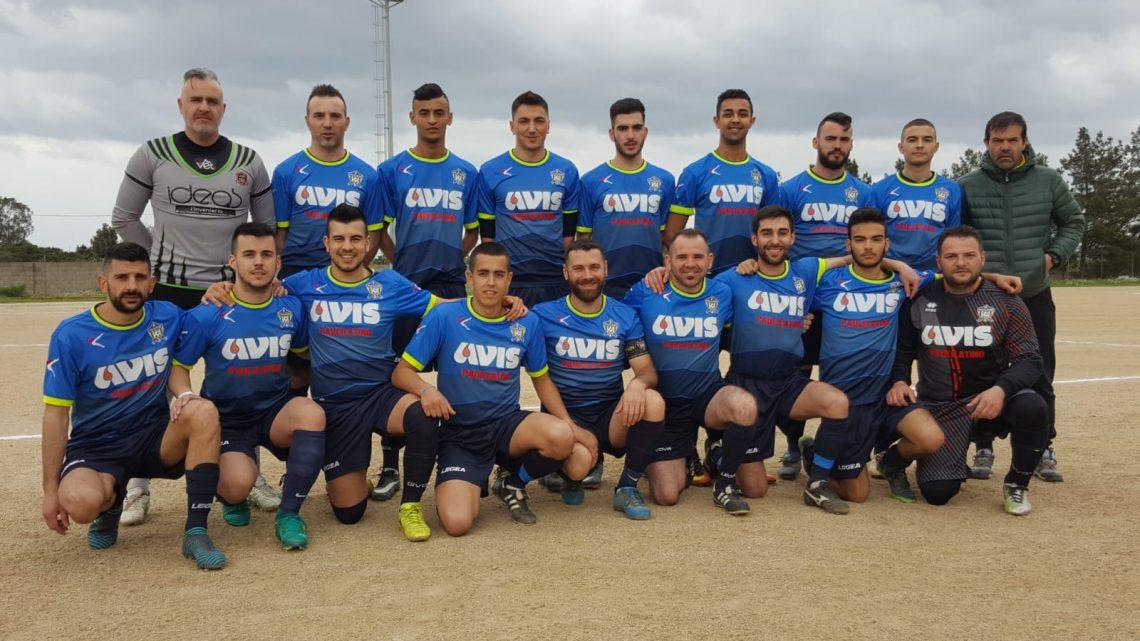 Calcio 1a Categoria C. La Paulese conquista il quarto posto dopo la vittoria con il Gergei