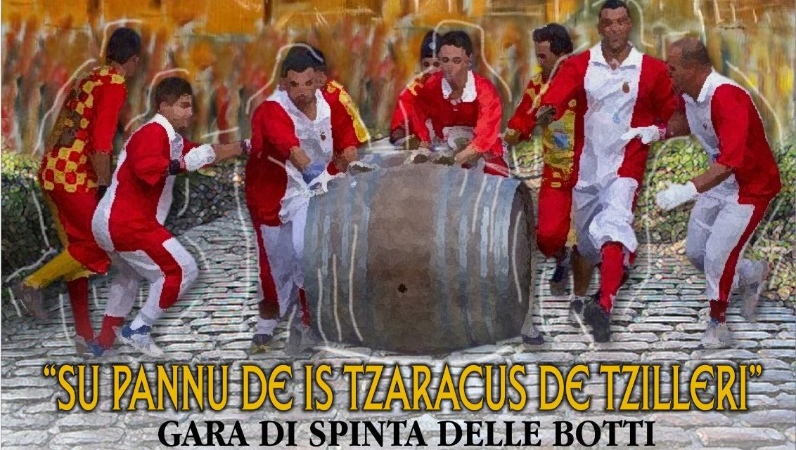 A Oristano rivive oggi uno sport del medioevo con il Palio delle Botti