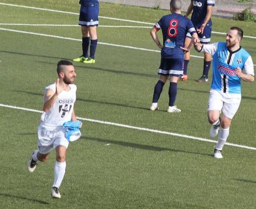 """Calcio Promozione B. Il """"trottolino"""" della capolista Ossese Marco Contini gioca la schedina della giornata"""