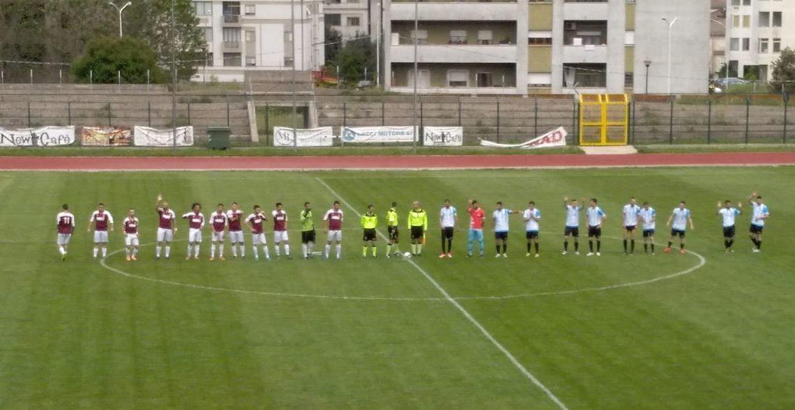 VideoNotizia. Calcio Promozione B. La sintesi di Macomerese – Ovodda