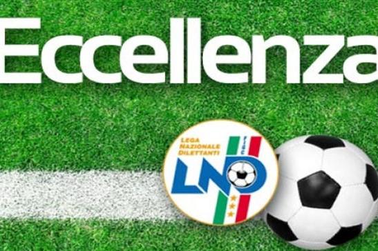 Calcio Eccellenza. Definiti i quadri tecnici per la stagione 2018-19