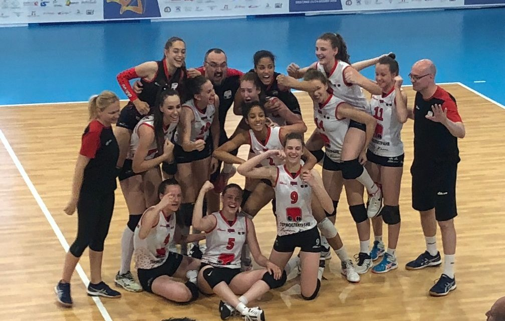 La formazione Serba si aggiudica ad Oristano il Sardegna Volleyball Challenge