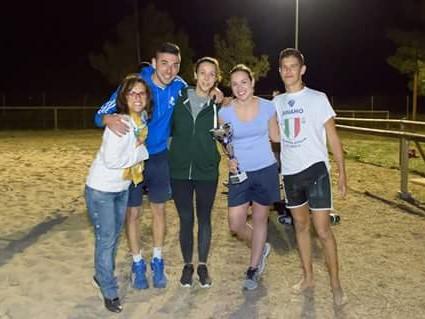 Beach Volley. Al WLC l'edizione 2018 del Torneo Estivo del Volley Ghilarza disputato a Norbello