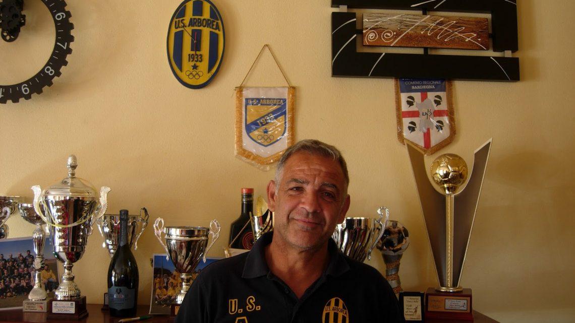 Calcio Promozione. L'Arborea inizia a lavorare il 20 agosto e intanto arriva il giovane attaccante Mauro Floris