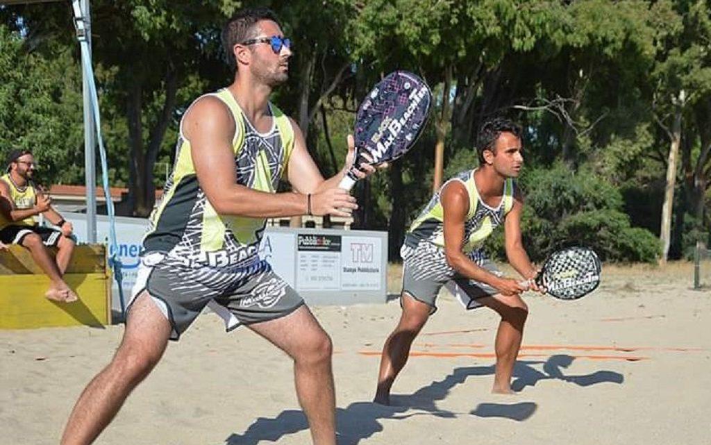 Oggi e domani a Torregrande il Campionato Sardo FIT di Beach Tennis
