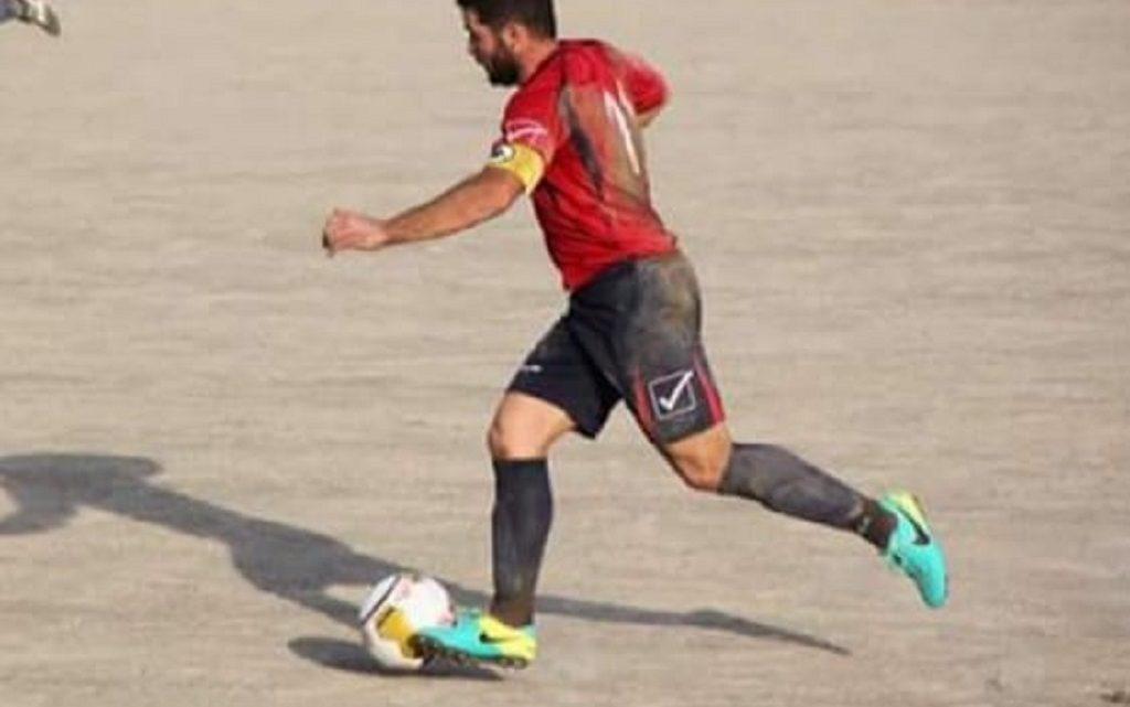 """Calcio Promozione B. La """"schedina"""" di Fabio Porcu capitano del Borore"""