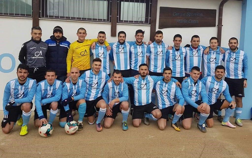 Calcio 1A categoria C. Le squadre al via: Ollolai