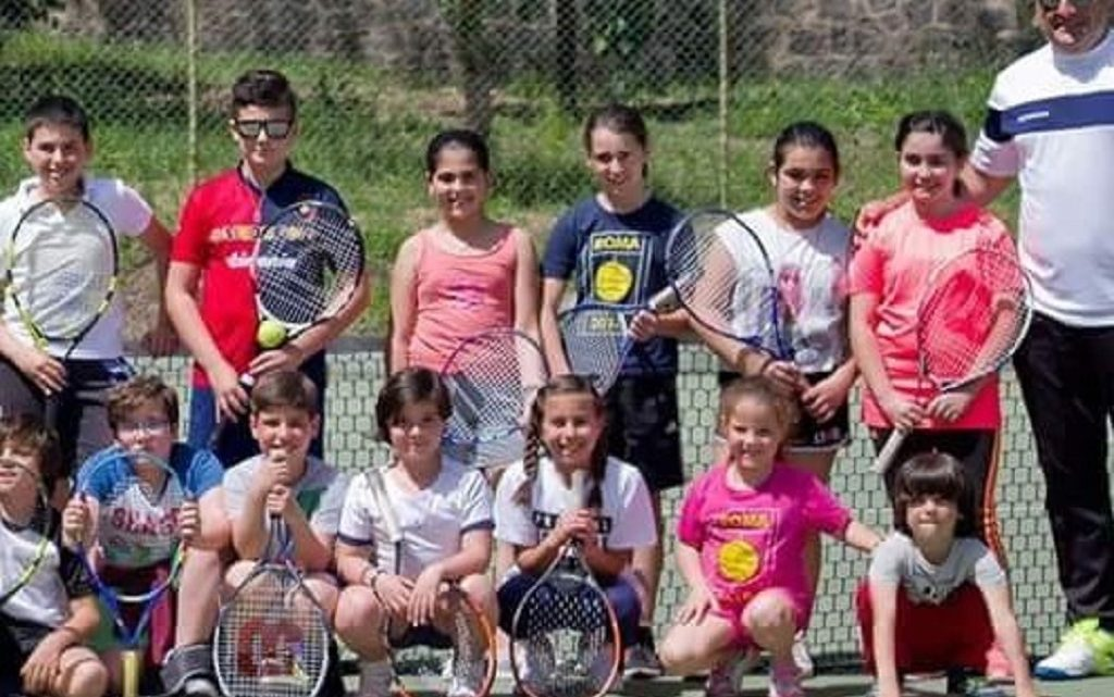 Tennis che passione! A Sedilo corsi per bimbi e ragazzi dal 2 ottobre