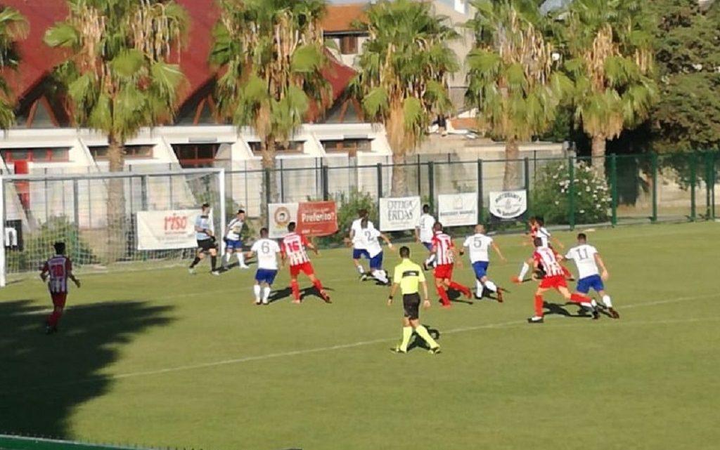 Calcio 1A categoria B. La Tharros ne prende quattro dalla Villacidrese