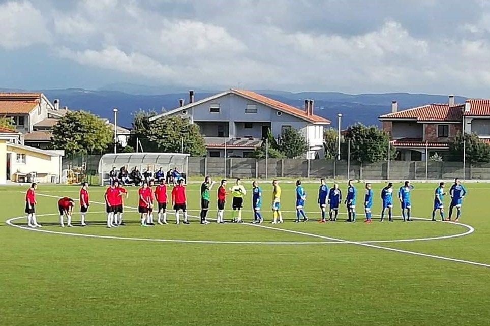 Calcio 1A categoria C. Abbasanta forza quattro con il Bultei