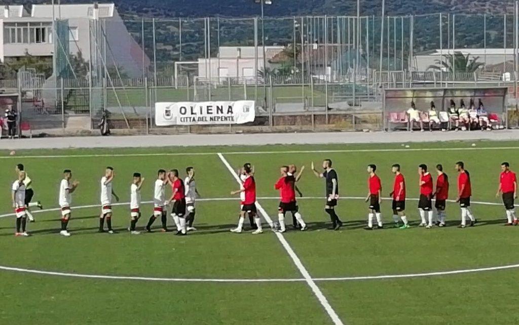 Calcio 1A categoria C. Abbasanta corsara a Oliena: decide Pavcic