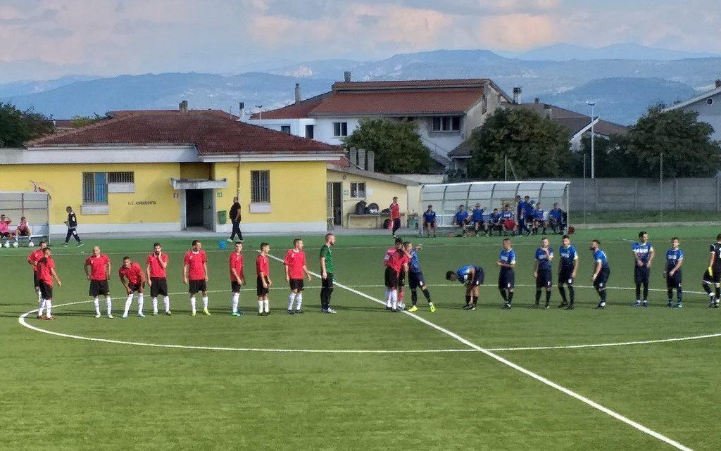 Calcio 1A categoria C. Derby senza gol ad Abbasanta ma la Paulese resta in testa da sola