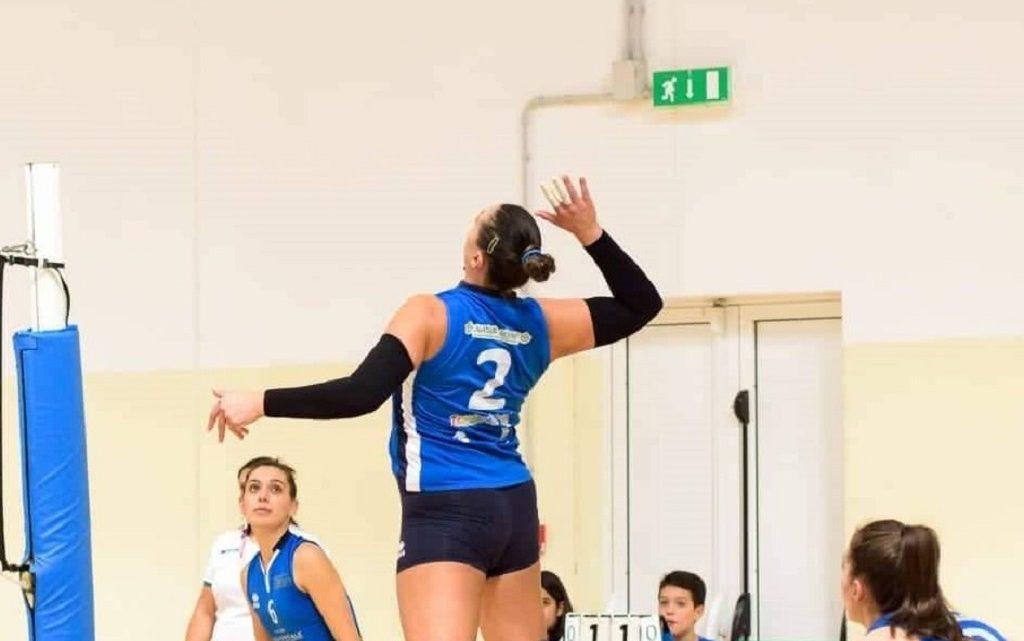 Le interviste di Guilciersport. Emanuela Piccioni del GSD Volley Ghilarza 2008