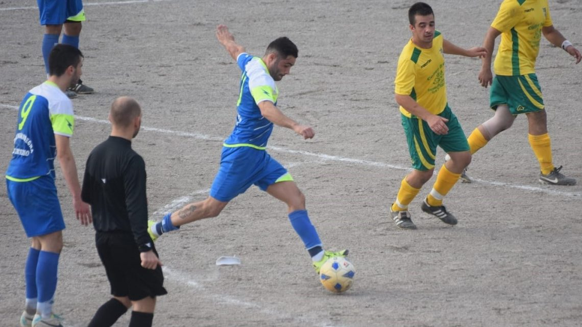Calcio 2A Categoria F. Nurachi – Macomer gara già importante