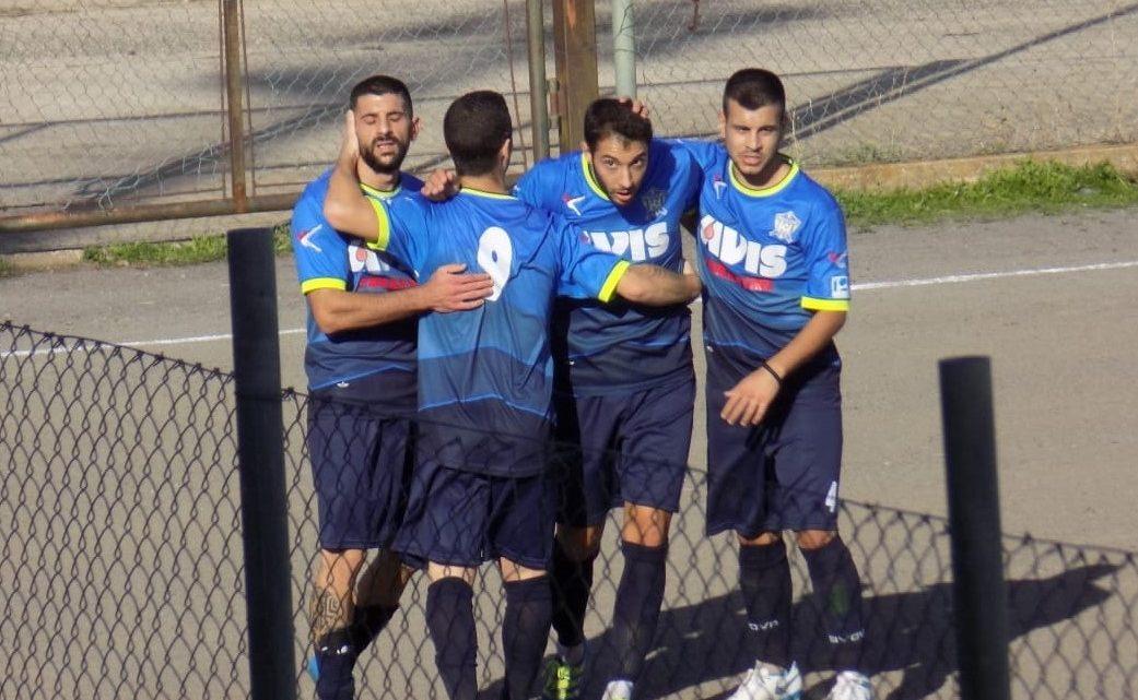 Calcio 1A categoria C. Cossu e Basciu match winner della capolista Paulese