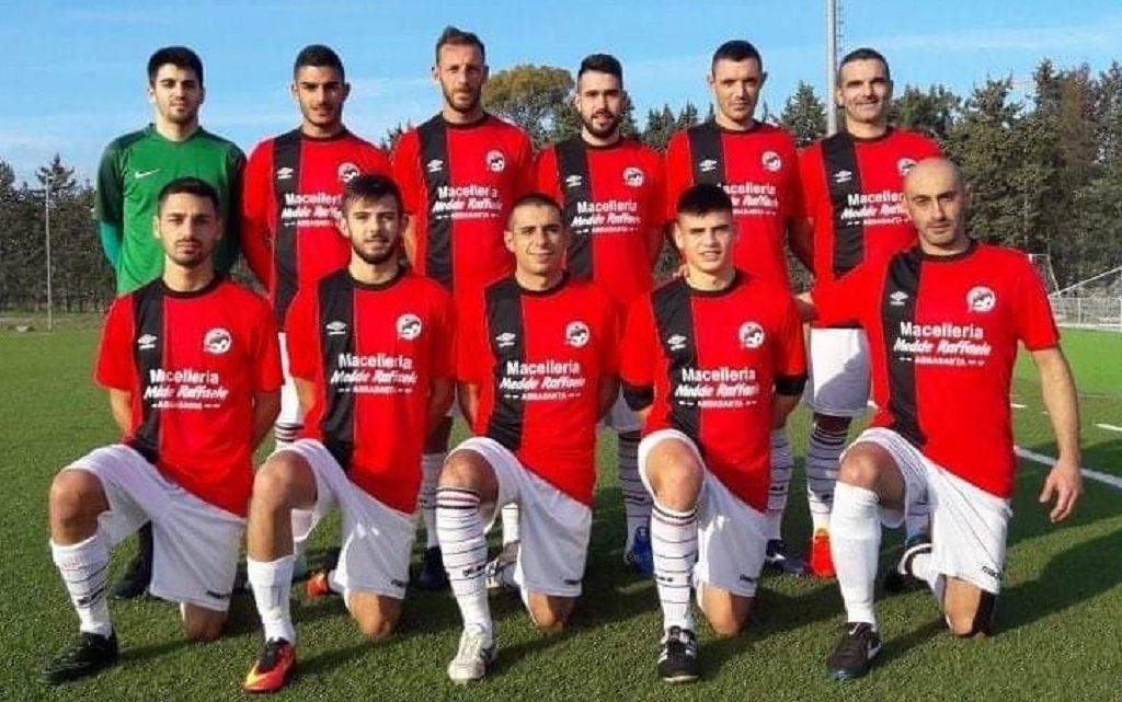 Calcio 1A categoria C. La capolista Abbasanta supera il Santa Giusta