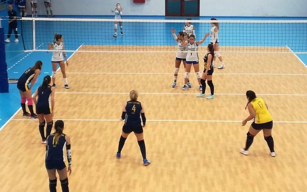 Volley C Femminile. Primo acuto dell'Ariete, Sanluri KO