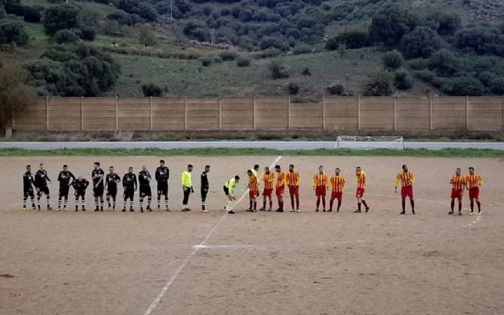 Calcio 2A categoria F. Da ripetere il big match fra Bolotanese e Atletico San Marco