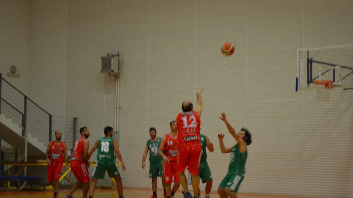 Basket Promozione. A Dorgali pesante sconfitta del Ghilarza