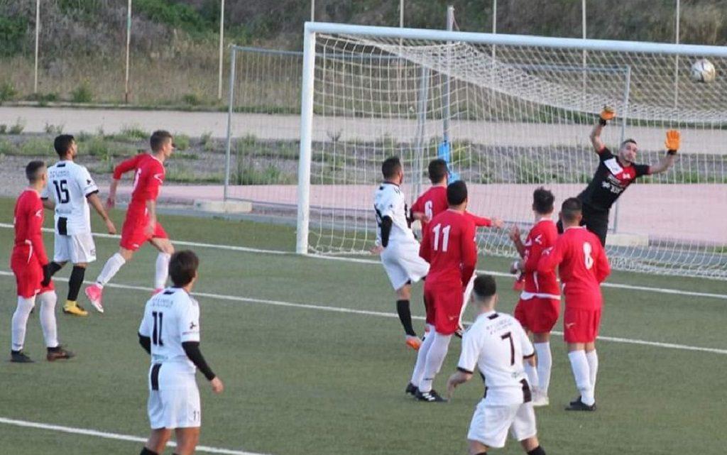 Calcio Promozione B. A Ossi il Borore si arrende solo nel finale